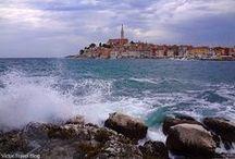 Favored Croatia / by Victor Tribunsky