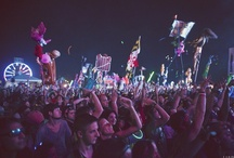 the festival life / A board dedicated to festival life and all the beautiful people, sights, music & art that fuel its growth. / by MASS EDMC