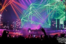 destroy them with lasers / Who doesn't like lazers? They're pretty much the coolest thing, well... ever. Gorgeous laser shots & pattern arrays. / by MASS EDMC