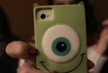 iPhone Cases / by Zarah Obias