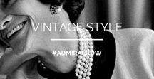 ADMIRAL ROW: Vintage Dreams