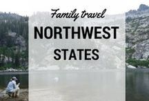 Northwest Family Travel / Northwest #travel ideas and destinations for families. #northwest