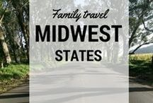 Midwest Family Travel / Where to go with kids in the #Midwest. #familytravel