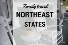 Northeast Family Travel / Where to go and what to do with kids in the Northeast. Northeast family travel ideas from Pit Stops for Kids. #northeast #travel