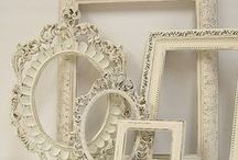 Decorating: Creams/Whites / by Judy Fagotti