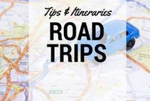 Road Trip tips and itineraries for families / Heading out on a road trip? Start here for day-by-day itineraries and tips from www.pitstopsforkids.com and other family travel experts. #roadtrips #travel