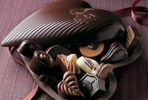 Chocolate  / Chocolate!!!!!!!  / by Michelle Iravuhah
