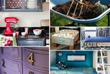 Best of DIYNetwork.com / The DIYNetwork.com editors share their favorite projects, upcycles and DIY tricks.  / by DIY Network