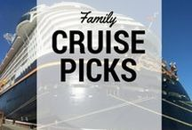 Cruise Tips for Families / Cruise tips for families booking a Disney Cruise or any other cruise vacation. #cruise #travel