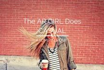 ADMIRAL ROW: The AR Girl Does Casual / The quintessential Admiral Row girl at Play and accompanying products from our site that you can shop now.