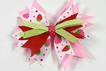 How To: Cheer Bows/Hair Accessories