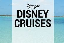 Disney Cruises and Adventure by Disney / Everything you need to know about #Disney Cruise Line and Adventures by Disney, including cruise packing tips, cruise extras, ports of call, and Disney trip planning advice.