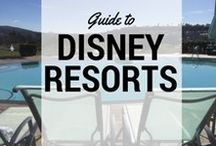 Disney Resorts: Where to stay at Disney / All things #Disney resorts, including resort reviews from both Disneyland and Walt Disney World, plus #Aulani. Decide where to stay at Disney!