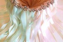 Wedding: Ribbon Wands