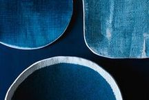 Color Trend: I Got the Blues / This trend highlights two of the Pantone Colors of 2014, Dazzling Blue and Placid Blue. It features a mixture of Americana, country denim and nautical imagery. This trend revolves mainly around red, white, and blue.