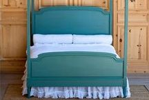 Beach Bedrooms / These beach bedroom ideas will help you create a luxurious space to relax. / by Cottage & Bungalow