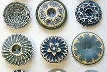 Button / Buttons are decorative, functional and essential. There are also a whole bunch of beautiful crafts you can create with them too!