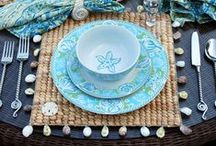 Beach Entertaining / The beach is best when shared with friends. This board is a collection of the best beach entertaining ideas.