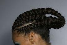 Capillaire-care / inspiration  pour cheveux crépus PROTECTION AFRO-ESTHETIQUE