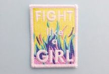 Patches galore
