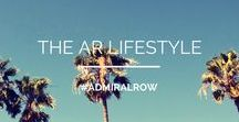 ADMIRAL ROW: Lifestyle