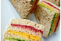 Vegan kid-friendly lunches