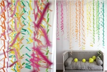 craft - party time / inspiration for party design and style