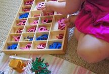 Language & Writing Montessori, Education & Home school / Ideas and resources for language and writing activities for preschool to elementary children.