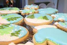 Christmas Decor Food Crafts