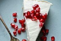 lovely food- desserts, sweet treats & drinks