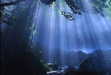 Crepuscular rays- glimpses of heaven