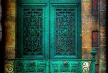 """Doors and Entryways  / """"So I say to you: Ask and it will be given to you; seek and you will find; knock and the door will be opened to you. Luke 11:8-10 / by Dan Ashbach / Dan330"""