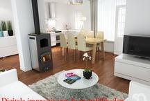 Mooie foto's van huizen te koop / Op dit board vind je mooie foto's van huizen en appartementen die te koop staan in Helmond e.o.