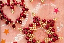 Beading / Beading inspiration and tutorials - including jewellery, Hama/Pyssla beads, bead weaving, and more.