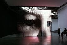 FRENCH CONTEMPORARY ARTISTS / French Contemporary Artists: JR Artist, Sacha Goldberger, Thomas Lélu, Charlotte LeBon, Philippe Parreno