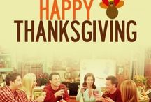 Thanksgiving / by Stephanie