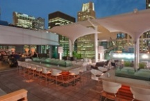 Rooftops in Chicago / Enjoy a great view of Chicago from various rooftops around the city!