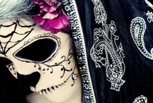day of the dead  / by Willow Rivera