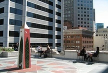 POPOS (Privately Owned Public Open Spaces) Of San Francisco / I just learned about POPOS, seventy semi-secret spaces in San Francisco, privately owned but open to the public. Download a map of all these cool places! http://www.spur.org/files/u7/POPOSGuide.pdf