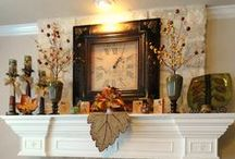 Fall Decor, Recipes, and Fun Ideas / by Stephanie