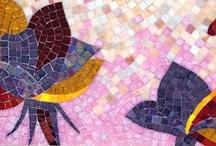 Italian Glass Mosaic Blends