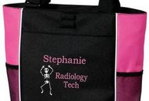 Nurse - Teacher - Radiology - Personalized Gifts / Personalized Gifts for Teachers, Nurse, X-Ray Tech, Radiology Tech