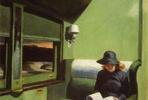 EDWARD HOPPER / Edward Hopper 1882-1967 - American realist Painter