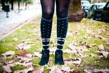 Cómo llevar las medias / by Ana Maria