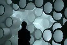 R & E BOUROULLEC / RONAN & ERWAN BOUROULLEC, french designers  Exhibition MOMENTANÉ 2013 at ARTS DÉCO PARIS