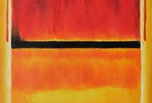 """ROTHKO / Mark Rothko, 1903-1970.  """"My art is not abstract, it lives and breathes. If you are moved only by color relationships,  then you miss the point."""""""
