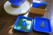 DIY Montessori Materials / Pinning affordable DIY Montessori and homeschool materials and solutions.