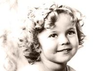 Shirley Temple / by Vanessya Fountain