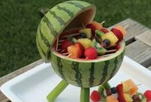 Food Art / Food art ideas to impress your party guests at events!
