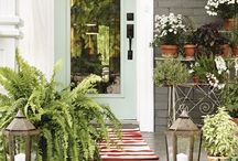 Welcome Home / Entryways and mudrooms / by Jenny McClendon